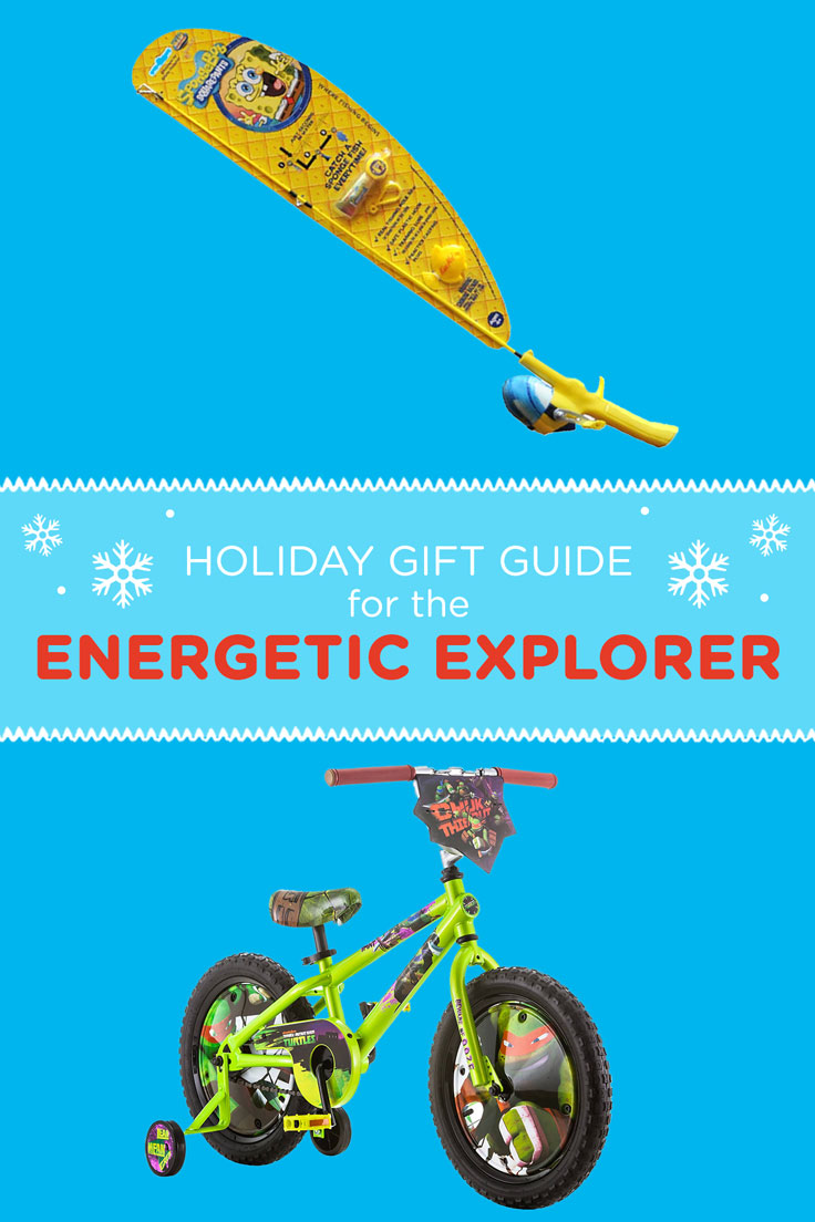 Gift Guide for the Energetic Explorer