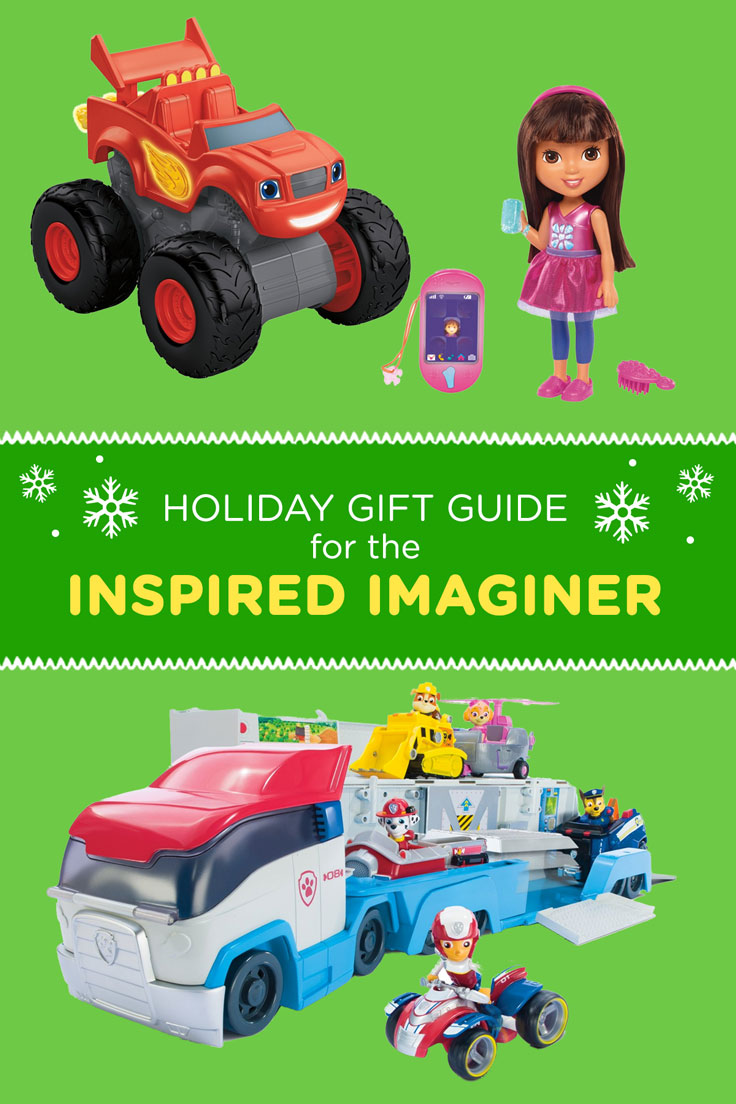 Gift Guide for the Inspired Imaginer