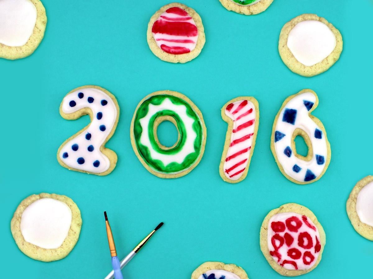 2016 Sugar Cookies