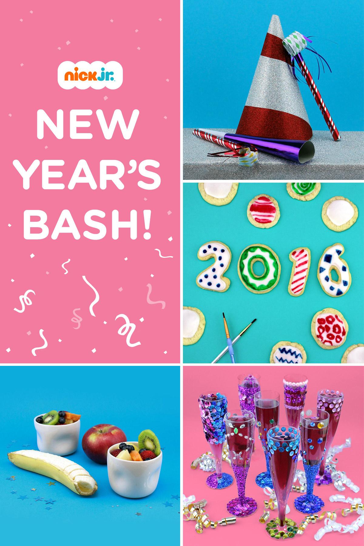 Nick Jr. New Year's Bash