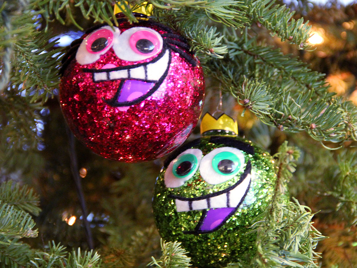 Fairly Odd Parents Ornaments