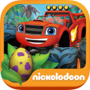 App icon for Blaze and the Monster Machines Dinosaur Rescue