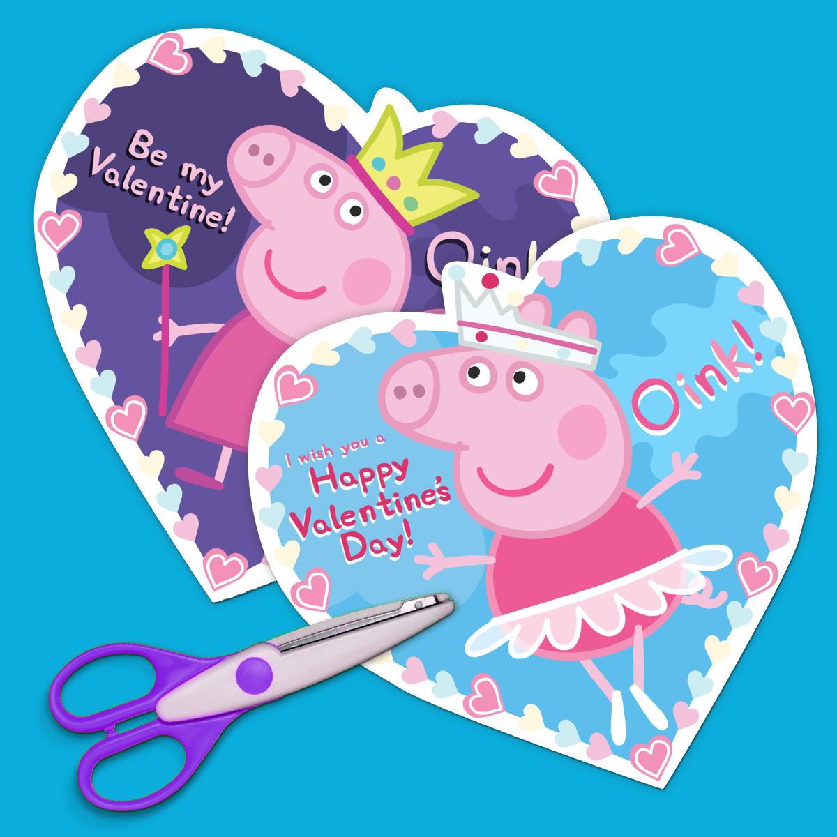 Peppa Pig Valentines | Nickelodeon Parents