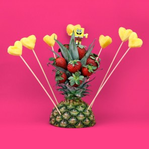 Spongebob Pineapple Hearts!