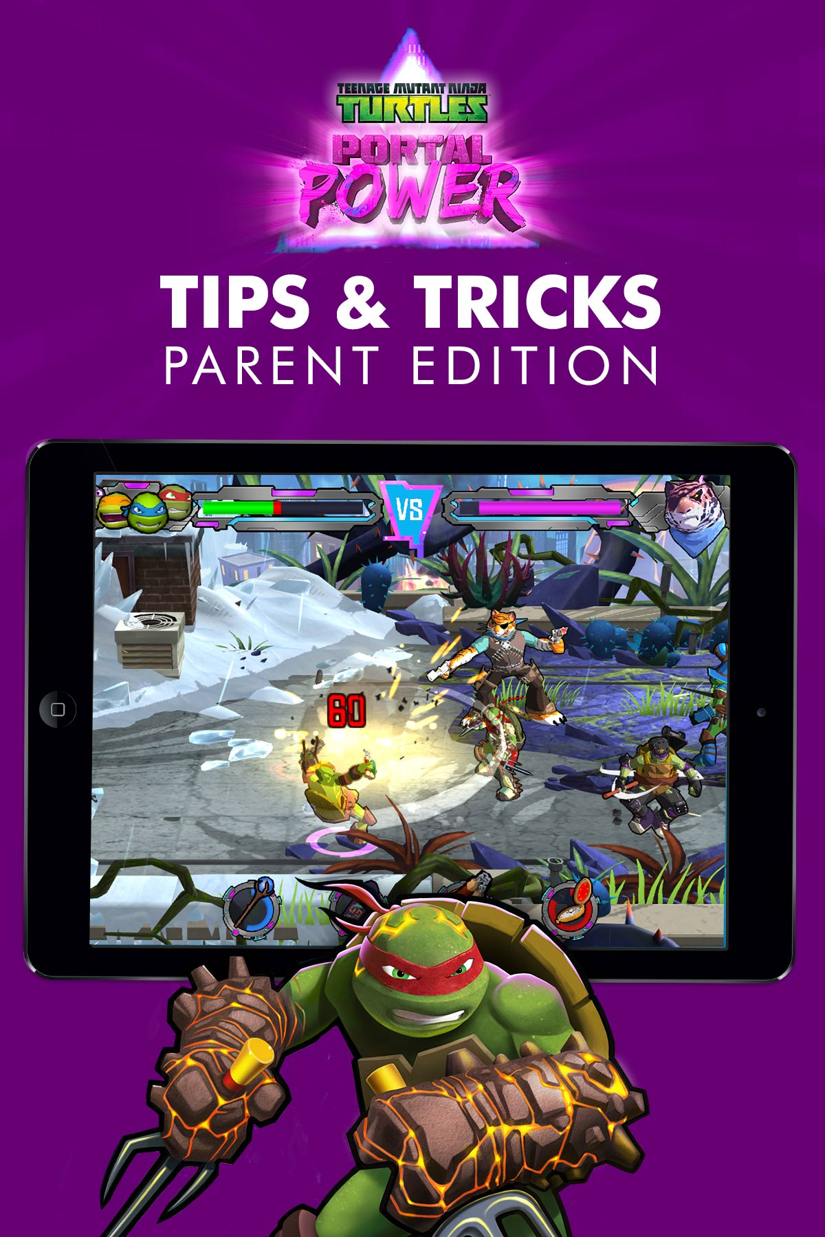 TMNT Portal Power Tips & Tricks