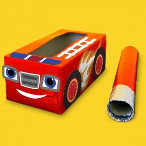 5-Alarm Blaze Firetruck
