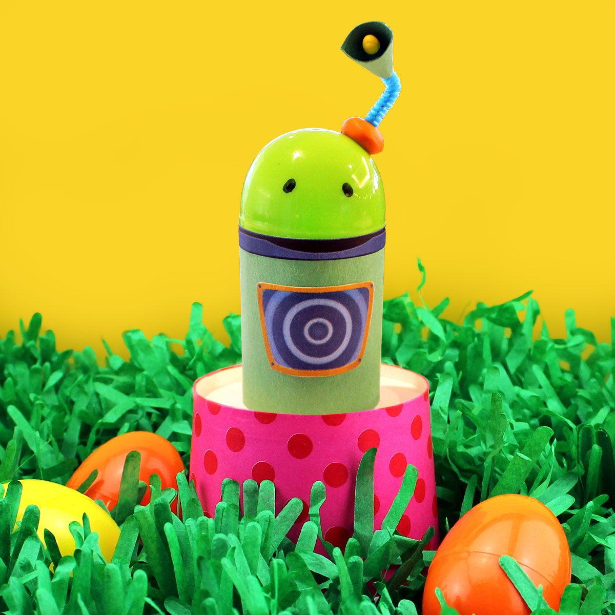 Bot DIY Easter Egg