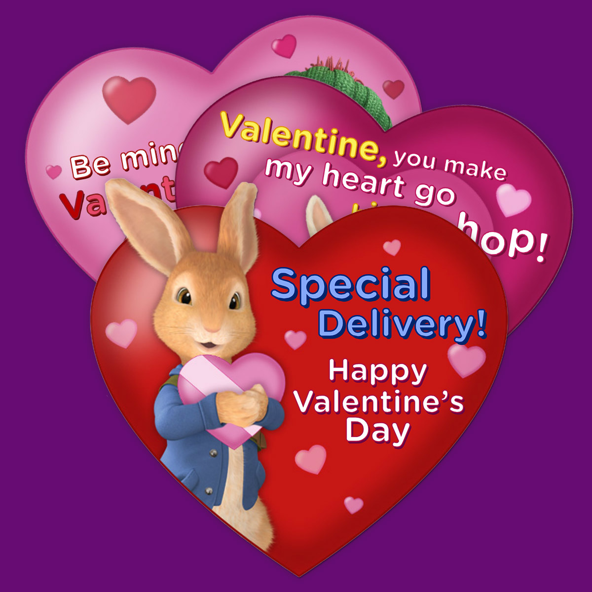 SaveSave To Pinterest Peter Rabbit Valentines