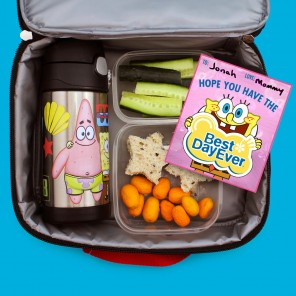 SpongeBob Lunchbox Notes