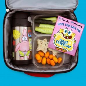 SpongeBob Lunchbox Notes