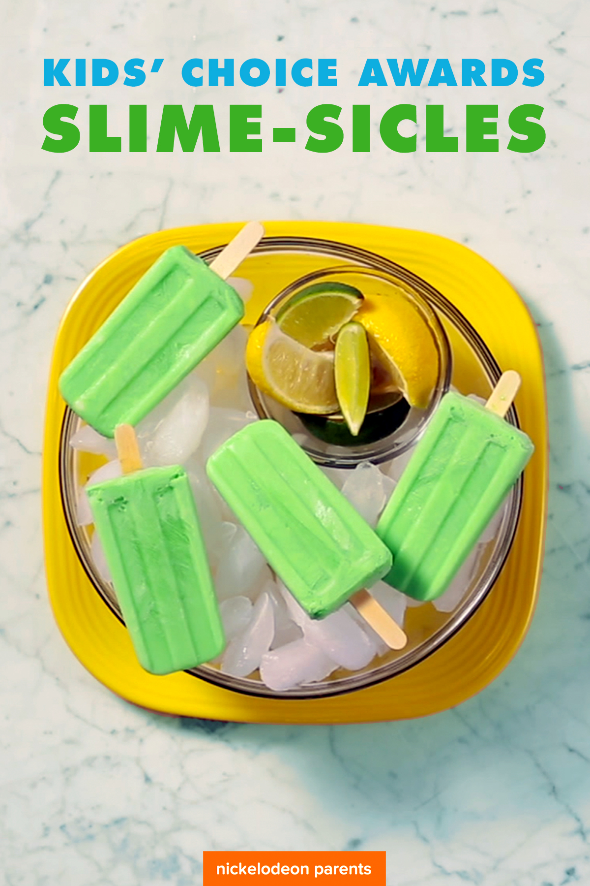 Kids choice 5-ingredient slimsicle recipe