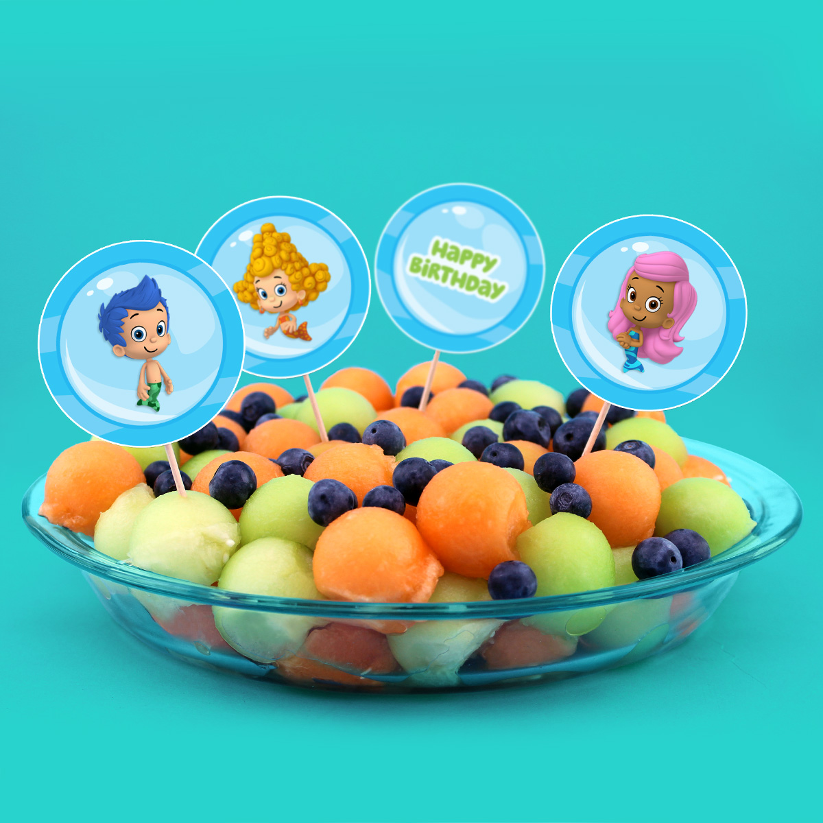 Bubble Guppies Fruit Bubbles