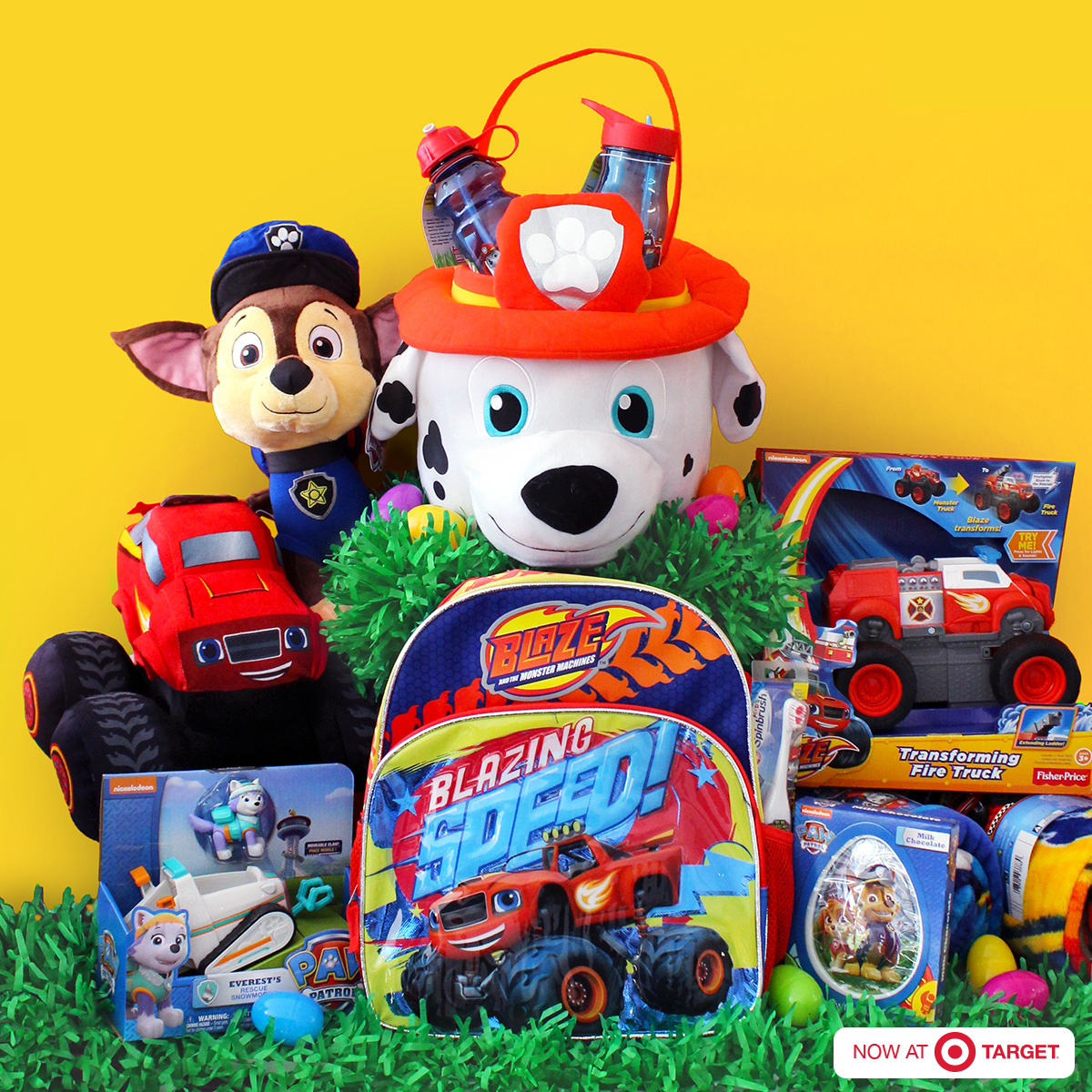 Nick Jr. Easter Sweepstakes Prizes