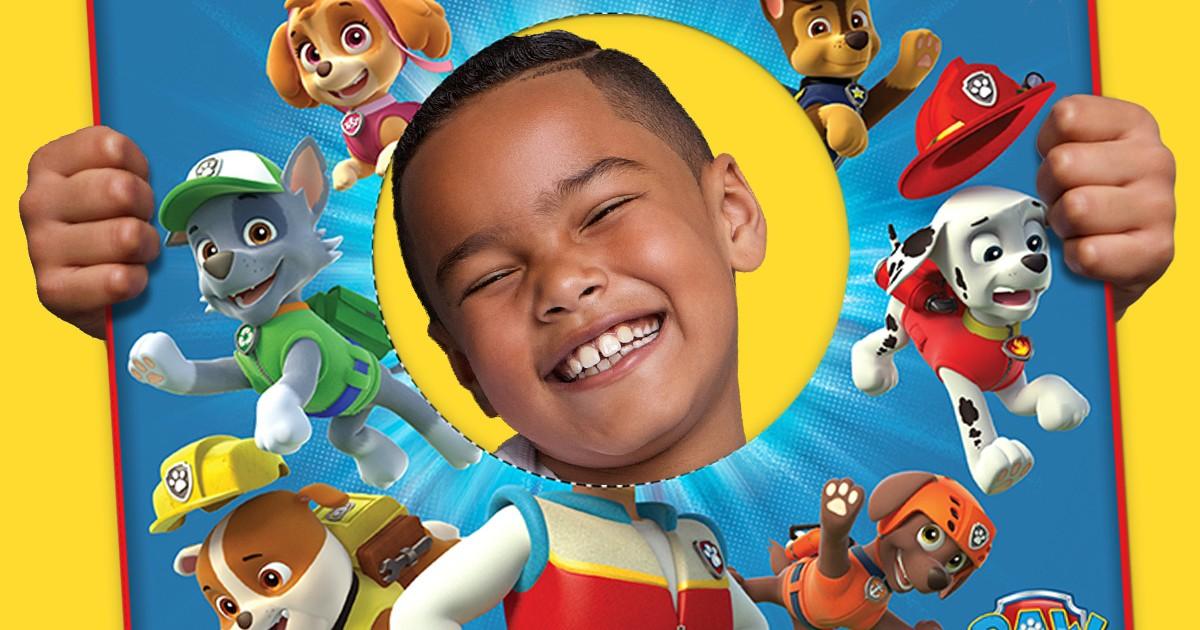 PAW Patrol Poster Nickelodeon