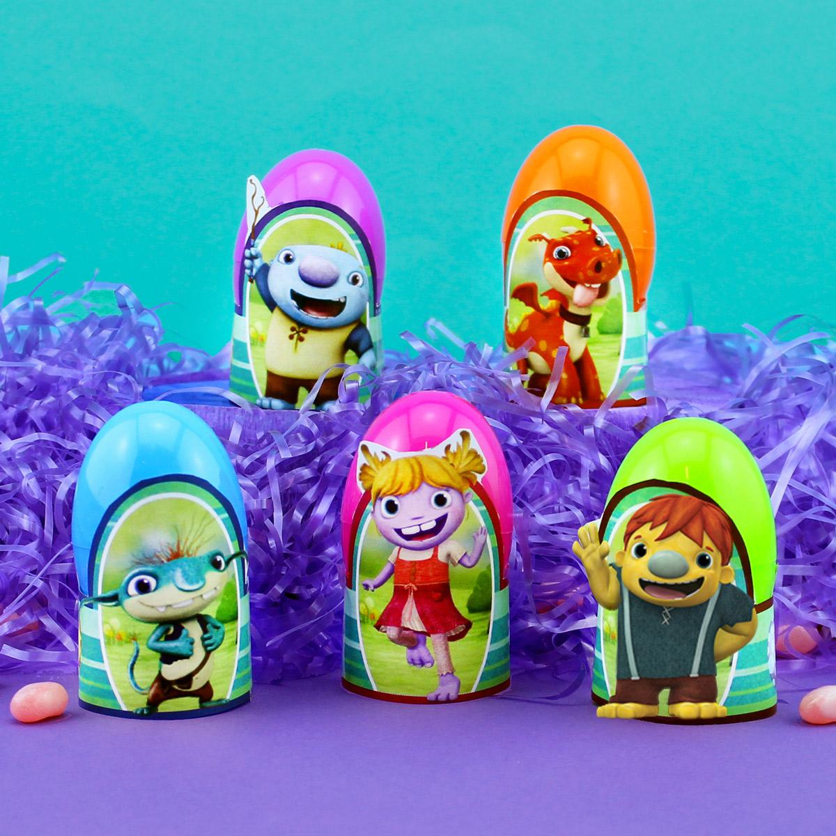 Wallykazam! Printable Easter Egg Holder