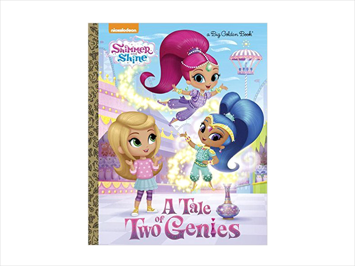 15 Birthday Gift Ideas for Preschoolers - Shimmer and Shine Books