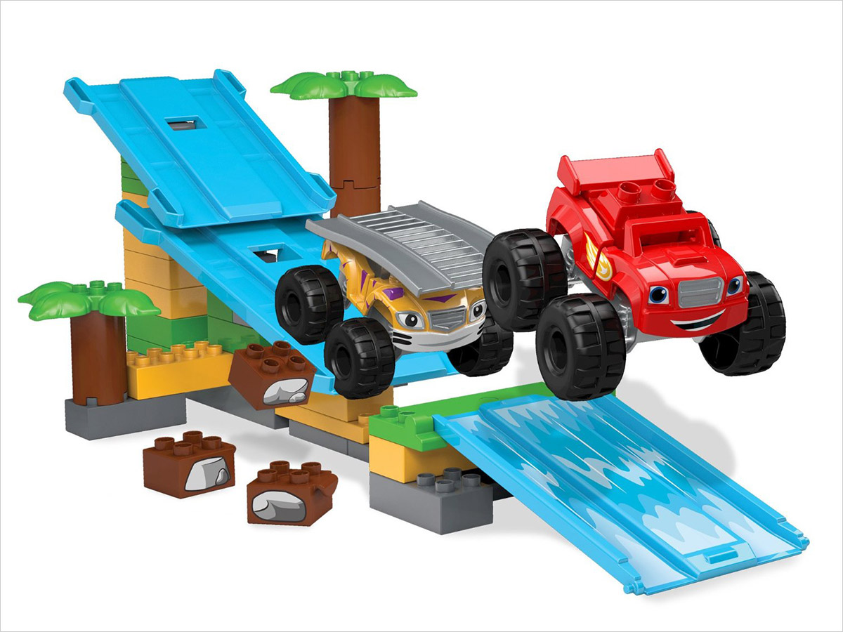 15 Birthday Gift Ideas for Preschoolers - Jungle Ramp Rush