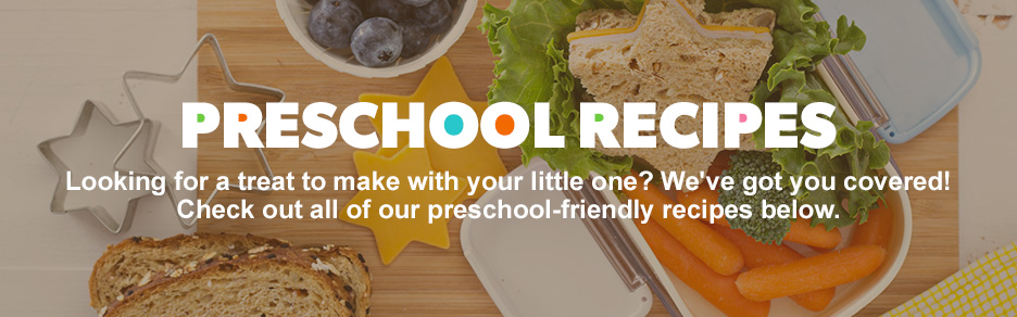Preschool Recipes