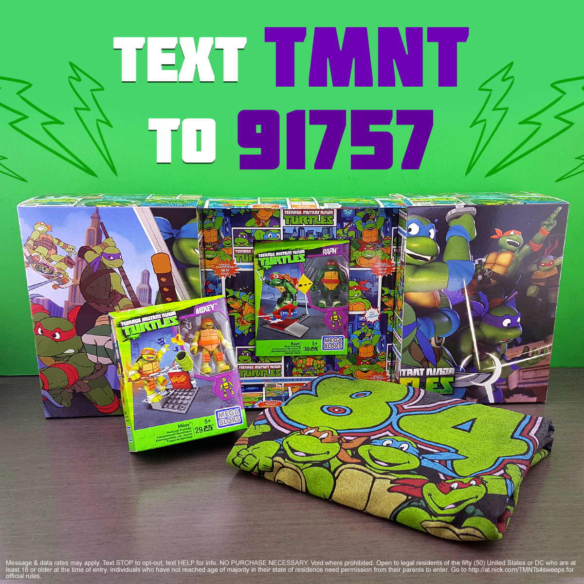TMNT Sweepstakes