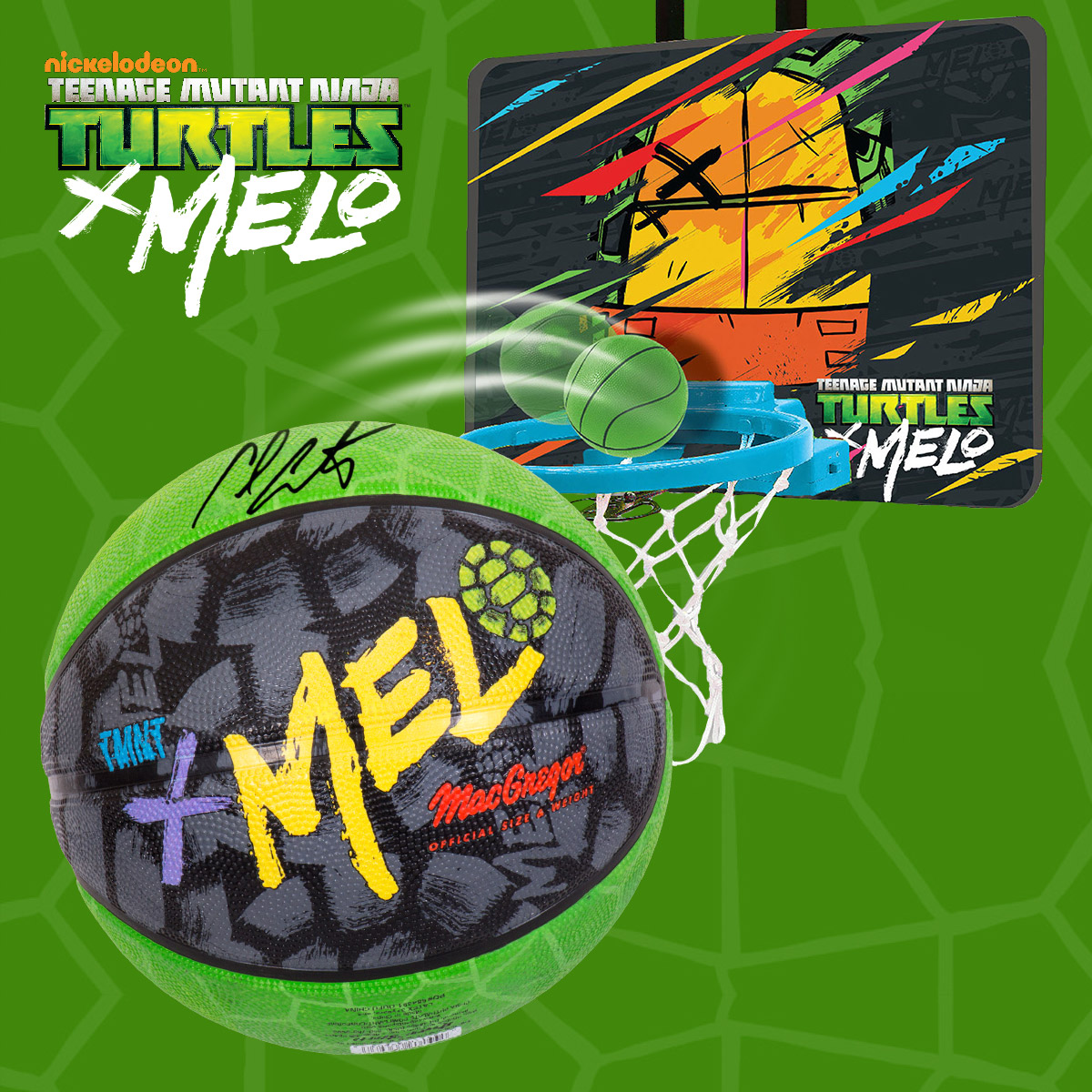 TMNT x Melo Sweepstakes