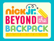 Nick Jr. Beyond the Backpack