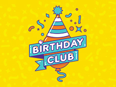 Nick Jr. Birthday Club
