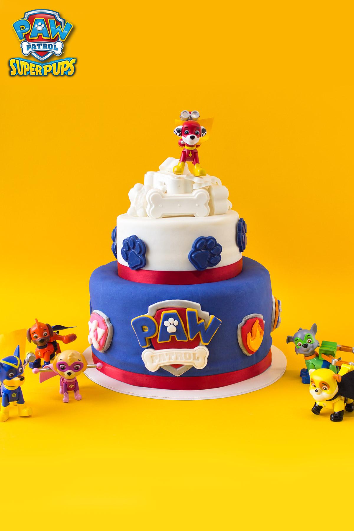 Nickelodeon Birthday Cakes