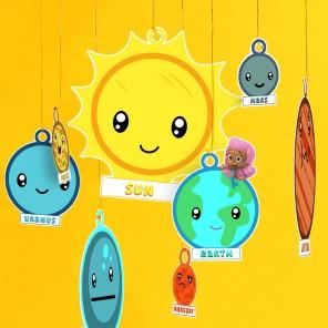 Craft a Solar System
