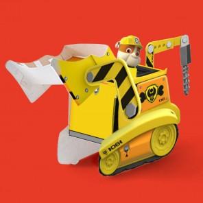 Craft Rubble's Bulldozer!