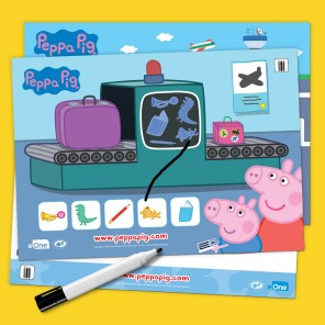 Peppa Travel Activities