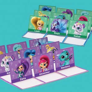 Shimmer and Shine Page 3 Nickelodeon