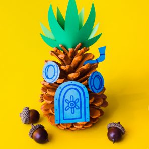 Pineapple Pinecone