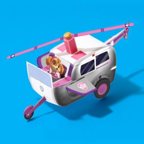 PAW Patrol Skye Vehicle Toy