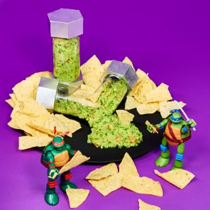 TMNT Mutagen Guacamole Canister