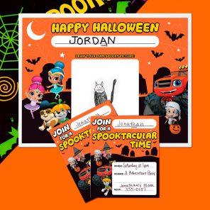 Throw a Nick Jr. Halloween Party