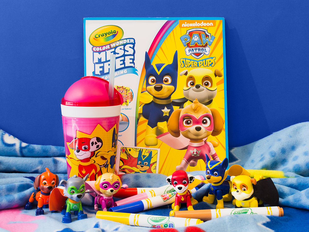 PAW Patrol Super Pups Sick Day