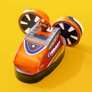 Create Zuma's Hovercraft!