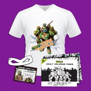 Get Your TMNT Fan Club Ninja Kit!