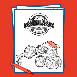 Blaze into the Holidays !