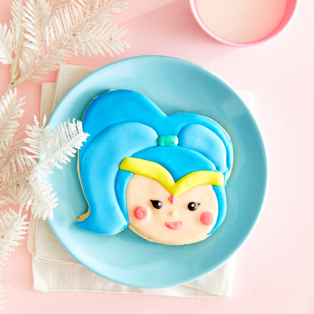 Nick Jr Inspired Cookie Decor