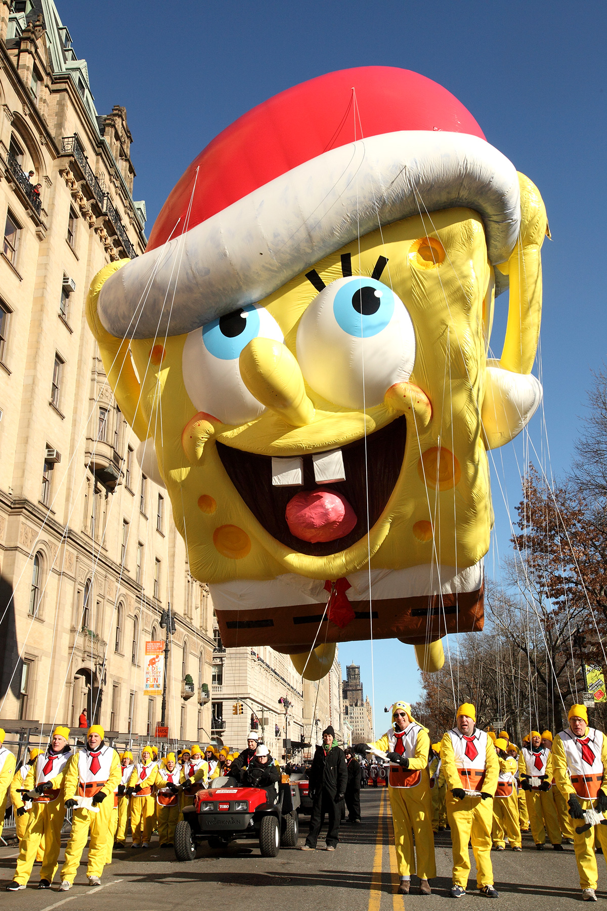 Macy's Thanksgiving Day Parade: By the Numbers