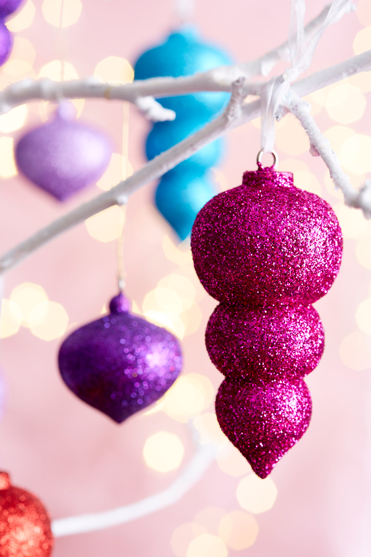 Shimmer and Shine Ornaments