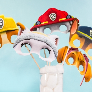 PAW Patrol Party Photobooth Set