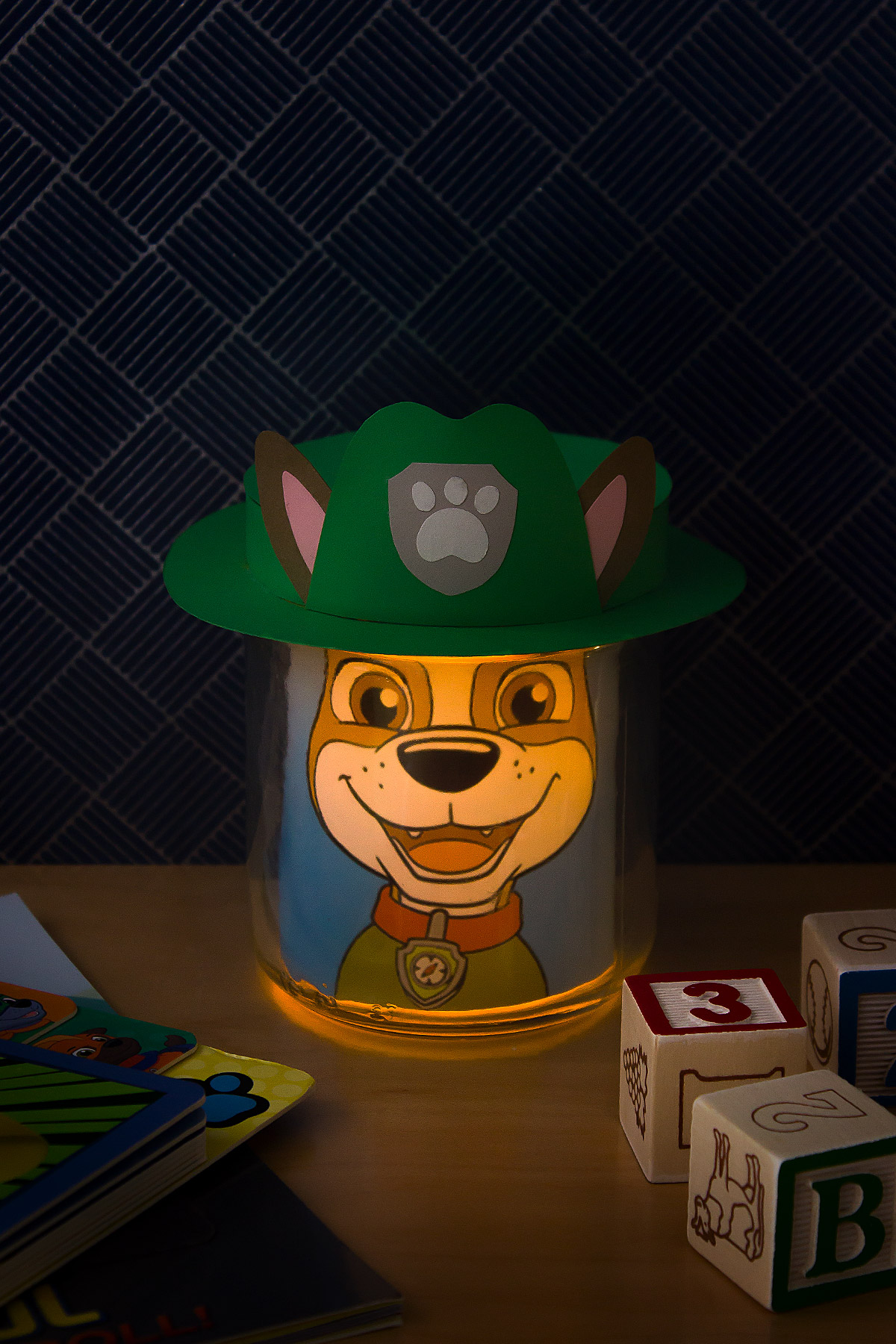 PAW Patrol Tracker Night Light