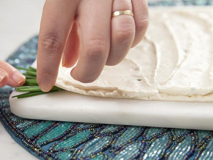 Shimmer and Shine Magic Carpet Flatbread