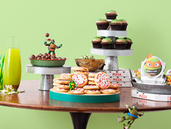 Teenage Mutant Ninja Turtles Birthday Party Nickelodeon Parents