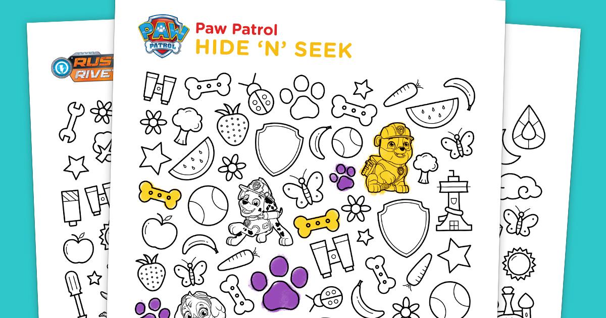 Hide And Seek Games For Kids