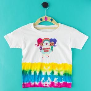 Rainbow Zahramay Tie-Dye Craft