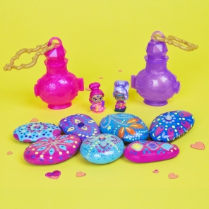 Shimmer and Shine Genie Gems Craft