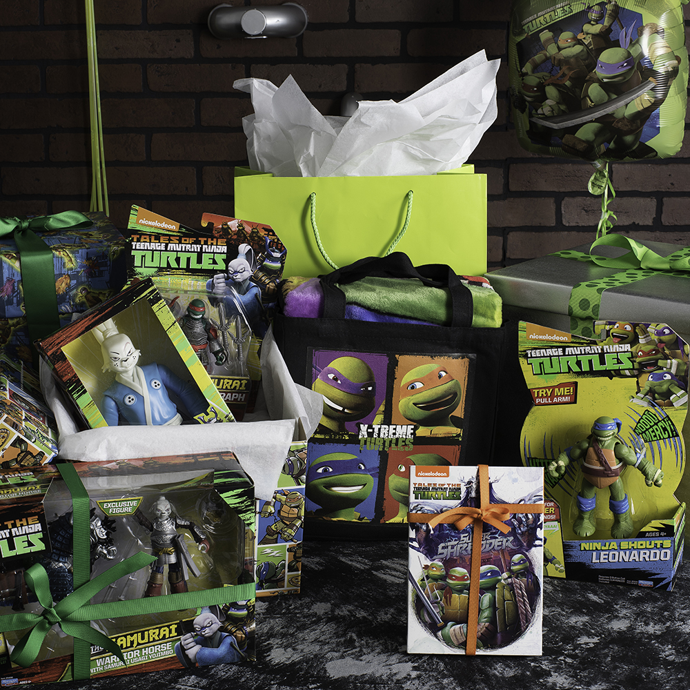 TMNT Walmart Birthday Party